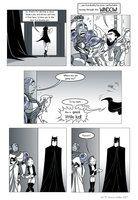 Teen Titans comic, page 15 by JessKat-art