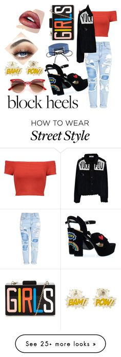 """Untitled #15"" by gbairos on Polyvore featuring Alice + Olivia"