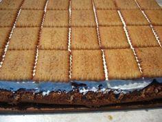 Baking Recipes, Cookie Recipes, Dessert Recipes, Romanian Desserts, No Bake Cake, Nutella, Cake Decorating, Sweet Treats, Deserts