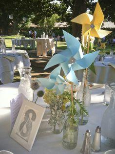 pinwheel wedding decorations   DIY Pinwheel Wedding Ideas pinwheelparty26   Ellen's Wedding