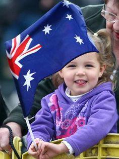 Australian Flag Australia belongs to Australians. NOT Islamic State! Patriot & PROUD! Happy Australia Day, Australian Flags, Flags Of The World, Amazing Pics, Pinterest Board, Countries, Islamic, Melbourne, Pregnancy