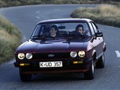 Ford Capri Ghia '1978–83