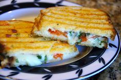 Family Food Finds: Caprese Panini
