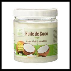 Huile de Coco Vierge 500 ml