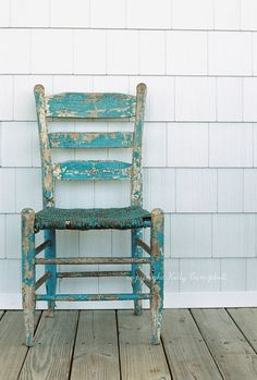 Vintage blue chair #patternpod #beautifulcolor #inspiredbycolor