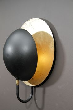 Eclipse Wall Sconce | Mid Century Modern