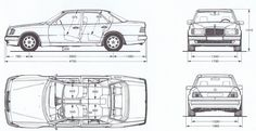 Mercedes-Benz 500E blueprint Mercedes 124, Mercedes Benz Germany, 3 Bmw, Bmw 4 Series, Audi Rs3, Benz E, Toyota 4runner, Car Shop, Performance Cars