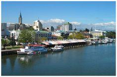 Valdivia, puerto fluvial