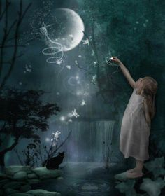 ♥•*¨*• Picking up the best stars to turn them into wishes, and send them to you.