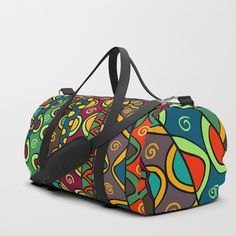 Buy African Style No13, Tribal dance Duffle Bag by jirkasvetlik. Worldwide shipping available at Society6.com. Just one of millions of high quality products available.