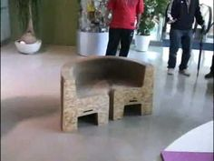"""Flexible Love"" Folding Chair"