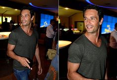 Rodrigo Santoro, great brazilian actor.