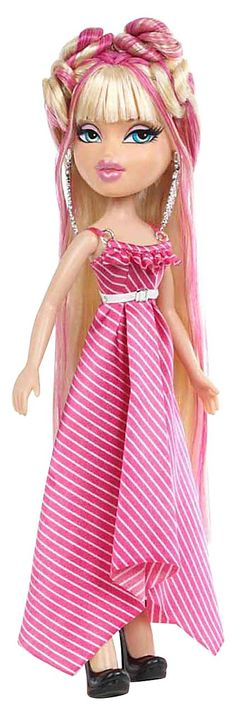 Bratz Featherageous Doll- Cloe - Free Shipping