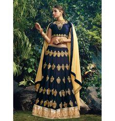 Designer Lehengas Georgette And Net Lehenga Velvet Dhupian Choli Santoon Inner Tta With Embroidery Singleultiples Available