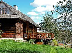 Dom wakacyjny Moja Mała Toskania, Cisowa, Lato
