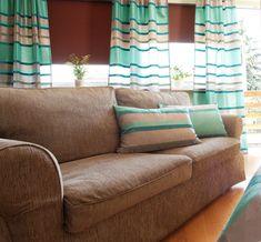 Poťah na sedačku IKEA z kolekcie Living.  #potah#ikea#sedacka#obyvacka#vankuse Ikea, Couch, Furniture, Home Decor, Settee, Decoration Home, Ikea Co, Sofa, Room Decor