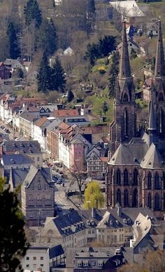 St. Elizabeth Church - Marburg, Hesse, Germany | by Horst Kropf