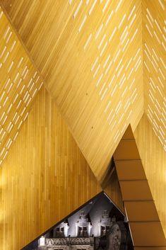 Gallery of Market Hall in Ghent / Marie-José Van Hee + Robbrecht & Daem - 9