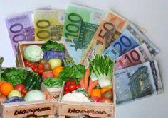 Davvero mangiare biologico costa tanto?  Forse costa molto meno di quello che credi...  Clicca per leggere tutto l'articolo...