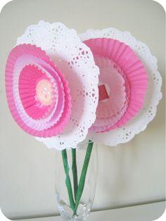 Patty Pan flower