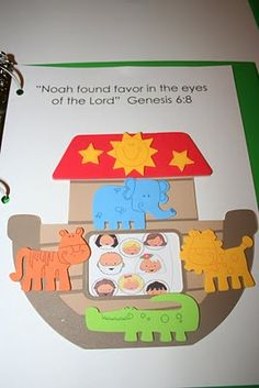 Great site for Bible crafts and printables
