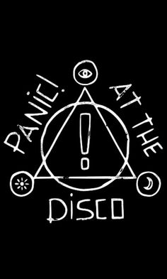 Panic At The Disco Wallpaper Band Logo Wallpapers In 2019