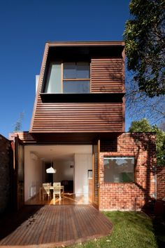 Fitzroy North Residence / Chan Architecture | ArchDaily