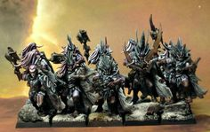 Dark Elf Corsairs - another view of a great paint job