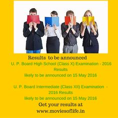 High School and Intermediate Results 2016 ~ Movies of life