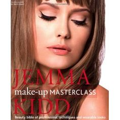 Jemma Kidd Make-up Masterclass: Beauty Bible of Professional Techniques and Wearable Looks (Hardcover) http://www.amazon.com/dp/0312573715/?tag=whthte-20 0312573715
