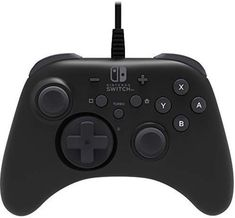 6d75258af7bd Amazon.com  HORI Nintendo Switch HORIPAD Wired Controller Officially  Licensed by Nintendo - Nintendo Switch   Video Games
