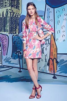 Sfilate Patrizia Pepe - Collezioni Primavera Estate 2015 - Collezione - Vanity Fair