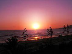 #Sonnenuntergang in #Agadi, #Marokko  #Sunset in #Marocco    © Daniel D, Wikipedia