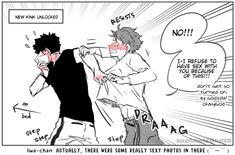 Oikawa Tooru x Hajime Iwaizumi / Haikyuu! Oikawa X Iwaizumi, Daisuga, Iwaoi, Kagehina, Haikyuu Funny, Haikyuu Manga, Haikyuu Fanart, Haikyuu Volleyball, Volleyball Anime