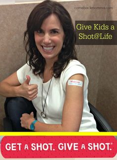 Immunizations at Walgreens Help Children Get@Shot at Life! #GetaShot #Cbias #shop