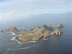 The Farallon Islands - The Devil's Teeth
