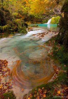 Inside fall´s whirlpool by Jokin Romero on 500px