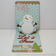 Sizzix Die Cutting Inspiration and Tips: Die Cutting Inspiration: Pop 'n Cuts Mania!