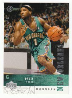 Baron Davis # 139 - 2002-03 Upper Deck Superstars Multi Sports Card - NBA Basketball