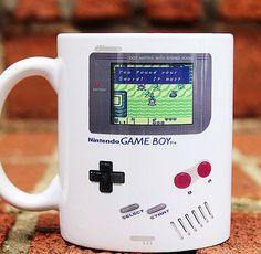 Nintendo Game Boy Legend of Zelda Pokemon Tetris par LovexMug
