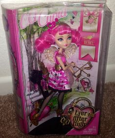 Ever after high cupid new doll that just came out