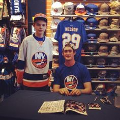 Islanders fans are waiting for October with some familiar faces. Thanks for the photo @skellington11. #IsItOctoberYet?