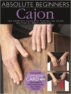 Absolute Beginners: Cajon Book