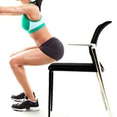 Some of the Best Legs and Butt Exercises in Addition to Squat and Lunges