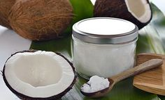 There are several oils you can add to your oil pulling routine to increase the benefits. These are my favorite essential oils for oil pulling. Coconut Oil Pulling, Coconut Oil For Acne, Coconut Oil Uses, Benefits Of Coconut Oil, Organic Coconut Oil, Coconut Cream, Coconut Flour, Natural Treatments, Natural Remedies