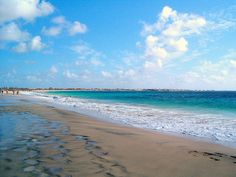 Capo Verde - Africa Cape Verde, Places To Go, Destinations, Wanderlust, Africa, Country, Beach, Water, Pictures