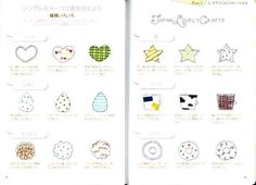 Easy & Kawaii Illustration Book 2 Japanese by JapanLovelyCrafts