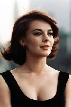 Natalie Wood, photographed by William Claxton, 1963.