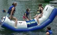 Inflatable Sky Totter,Water Trampolines Cheap,Blow Up Water Slides For Adults,Giant Water Slide For Sale