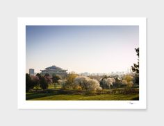 Discover «Spring Morning», Limited Edition Fine Art Print by Andrei Dragomirescu - From $29 - Curioos
